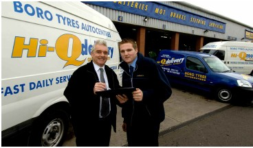 About Boro Tyres